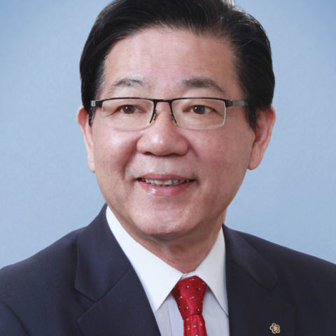 Kenji Kitahashi Mayor City of Kitakyushu