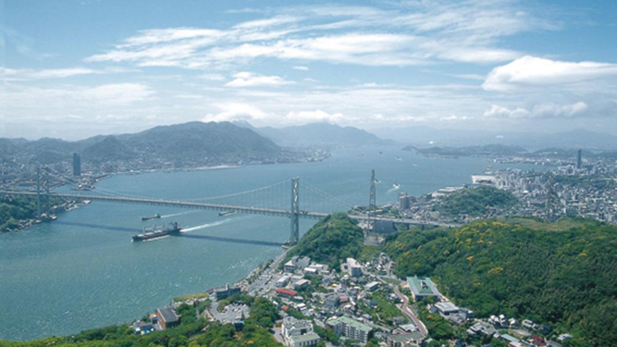 Kanmon Straits